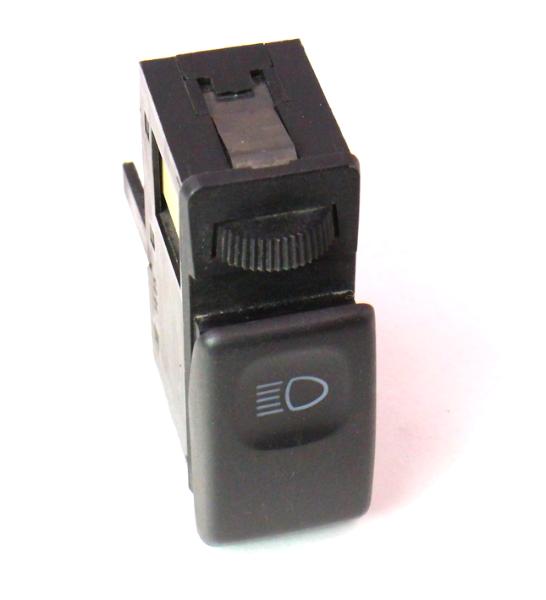 Head Light Switch Headlight 85-92 VW Jetta Golf Mk2 - Genuine - 191 941 531 A