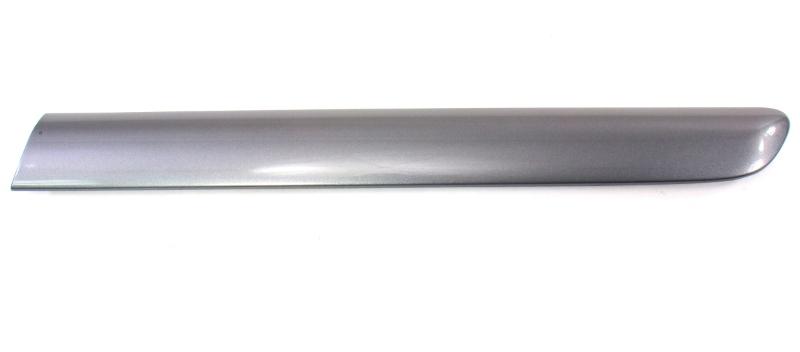 LH Rear Side Molding Quarter Trim 06-09 VW Rabbit GTI Mk5 LA7T - 1K3 853 535 A