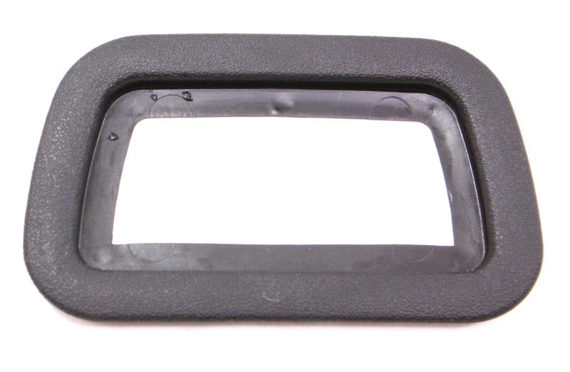 Interior Rear View Mirror Trim Surround 85-92 VW Jetta MK2 - Genuine 321 857 563