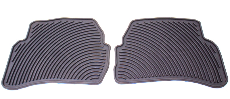 Rear Rubber Monster Mat Floor Mats  98-05 VW Passat B5 - 3B1 061 550 H