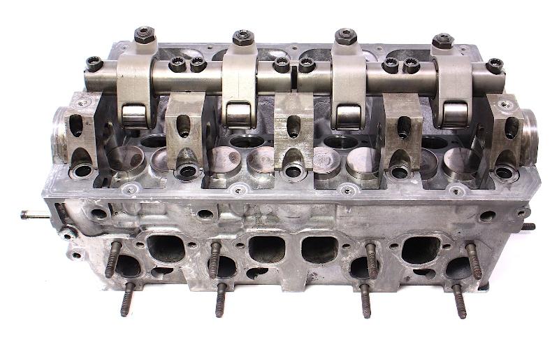 Cylinder Head 04 05 Vw Passat B5 5 Tdi Diesel Bhw