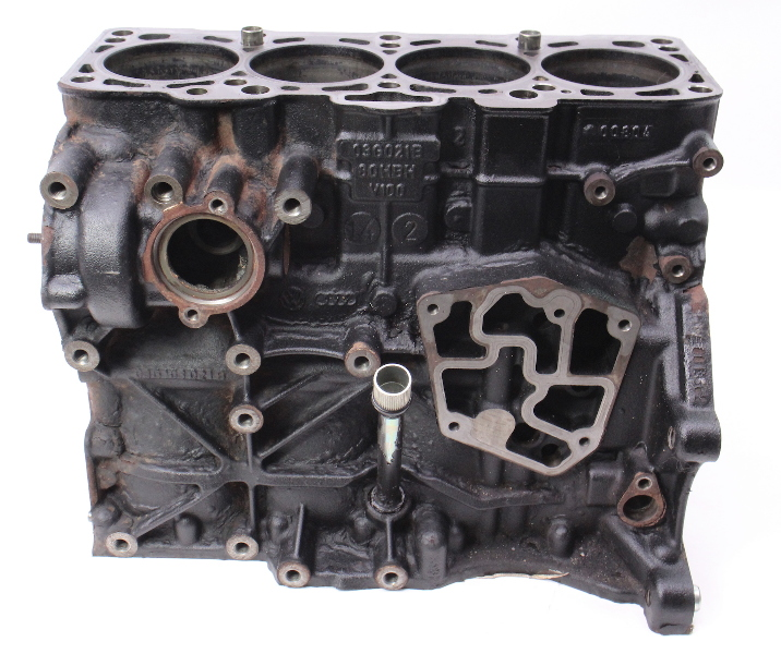Engine Cylinder Block 04
