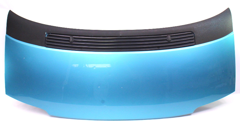 Hood Bonnet 92-96 VW Eurovan T4 - LL5V Blue - Genuine