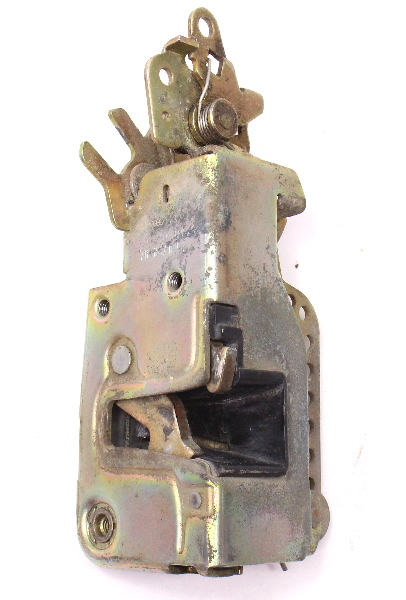 LH Front Door Latch Lock Actuator 92-03 VW EuroVan - Genuine - 701 837 015 C