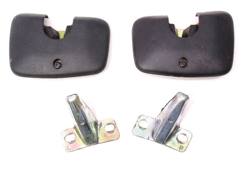 Hatch Latch Side Striker Receivers 92-96 VW Eurovan T4 Genuine - 705 829 726 A