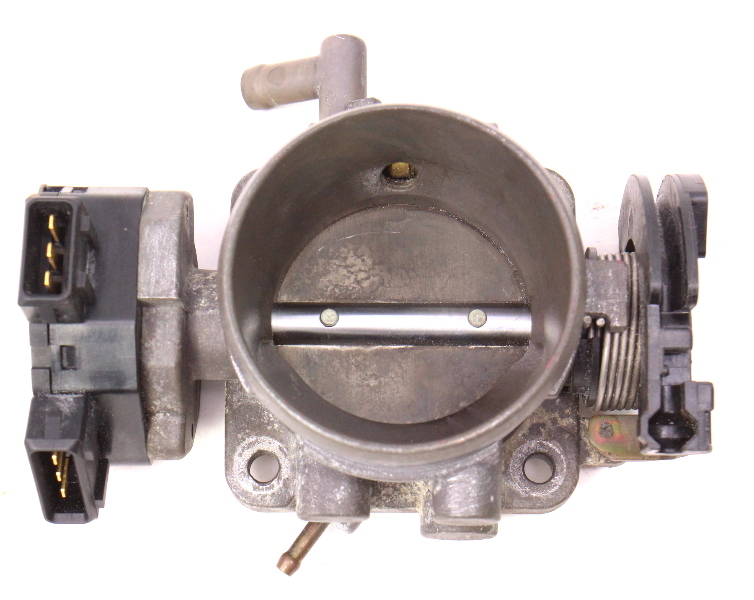 Throttle Body TPS 92-94 VW Eurovan Automatic T4 - Genuine - 037 907 385 M
