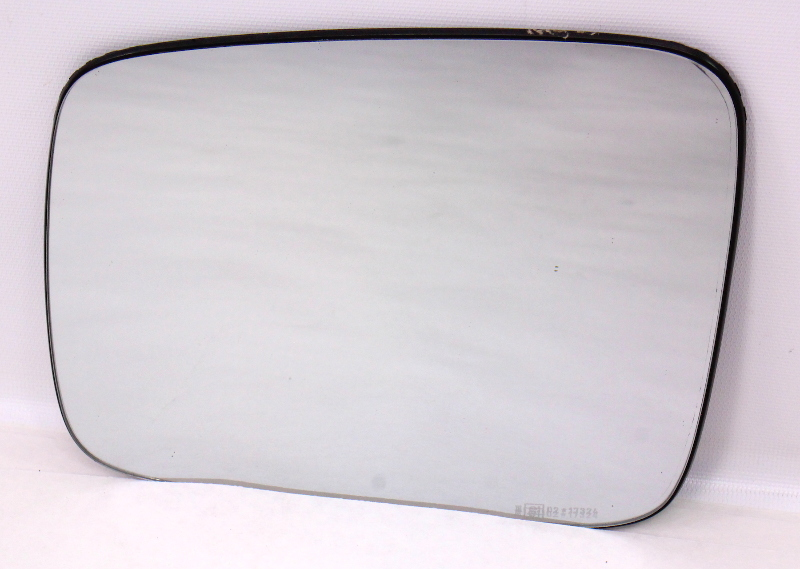 LH Side View Door Mirror Glass 92-02 VW Eurovan T4 - Genuine