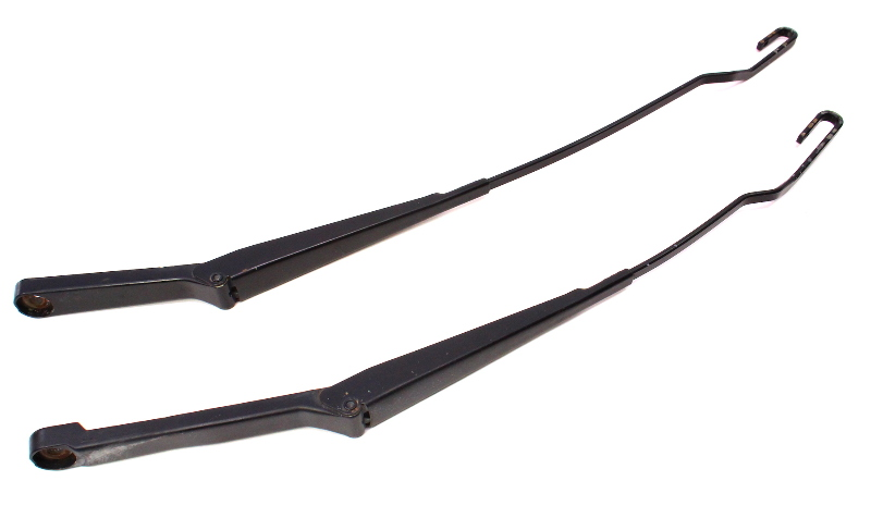 Front Windshield Wiper Arm Pair 92-03 VW Eurovan - Genuine - 701 955 410 A 409 A
