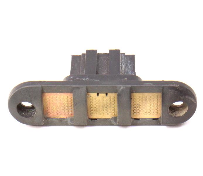 Sliding Slider Door Latch Contact Switch Plate 92-03 VW Eurovan T4 - 701 959 377