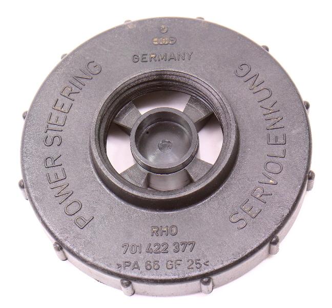 Power Steering Cap Cover Lid 92-03 VW Eurovan T4 - Genuine - 701 422 377