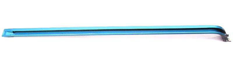 Sliding Slider Door Track Trim 92-96 VW Eurovan T4 - LL5V Blue - 705 843 872 C
