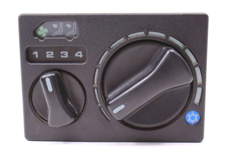 Rear Climate Control 92-96 VW Eurovan T4 - Genuine - 701 959 531