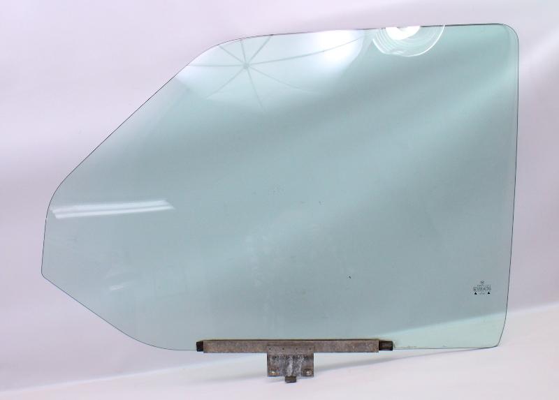 LH Front Door Window Side Exterior Glass 92-03 VW Eurovan T4 - Genuine