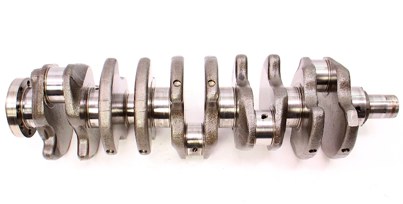 Engine Crank Shaft Crankshaft 92-94 Vw Eurovan 2 5 Aaf T4