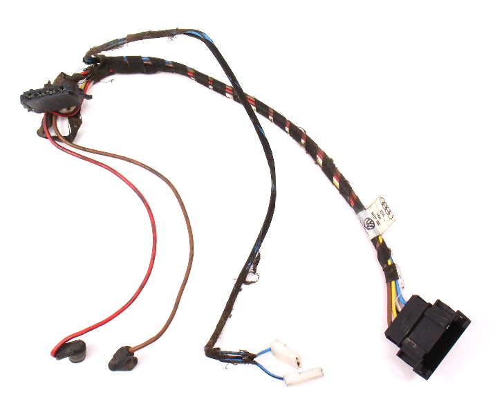 Heater Box Wiring Harness 92-96 VW Eurovan MV T4 - Genuine - 701 271 495