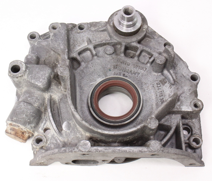 Engine Oil Pump 92-96 Vw Eurovan 2 5 Aaf T4 - Genuine