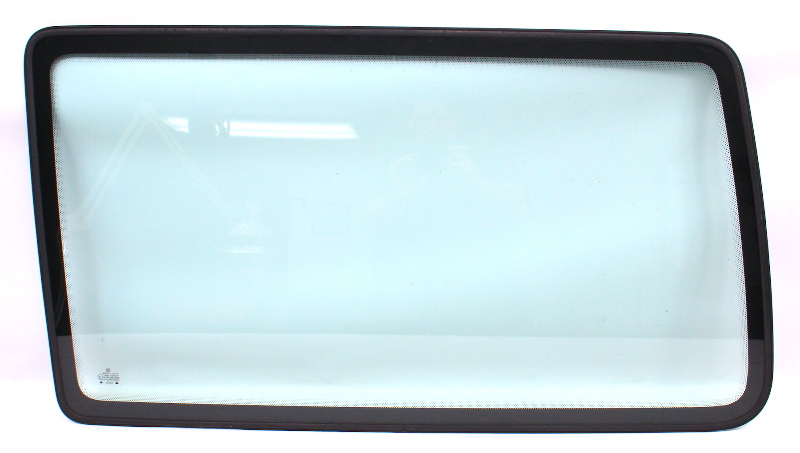 Lh Rear Side Window Exterior Glass 92