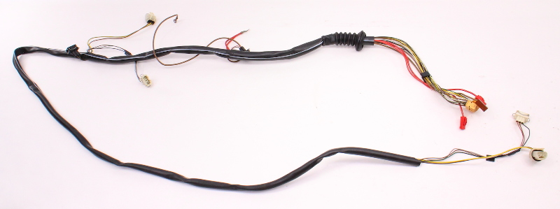 Headlight Head Light Turn Signal Lamp Wiring Harness 92-96 VW Eurovan T4