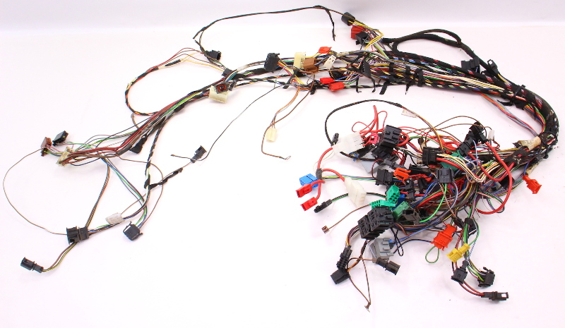 Dash Dashboard Wiring Harness 92