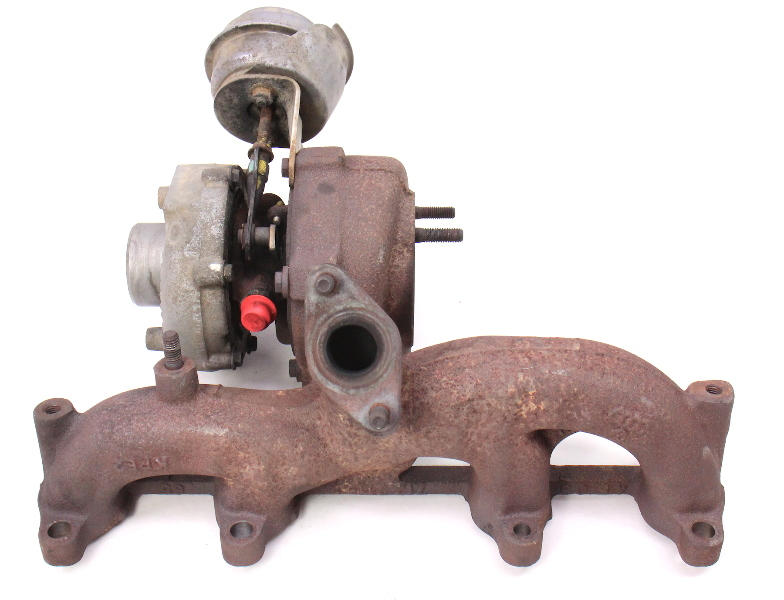 1 9 Tdi Alh Turbocharger 01