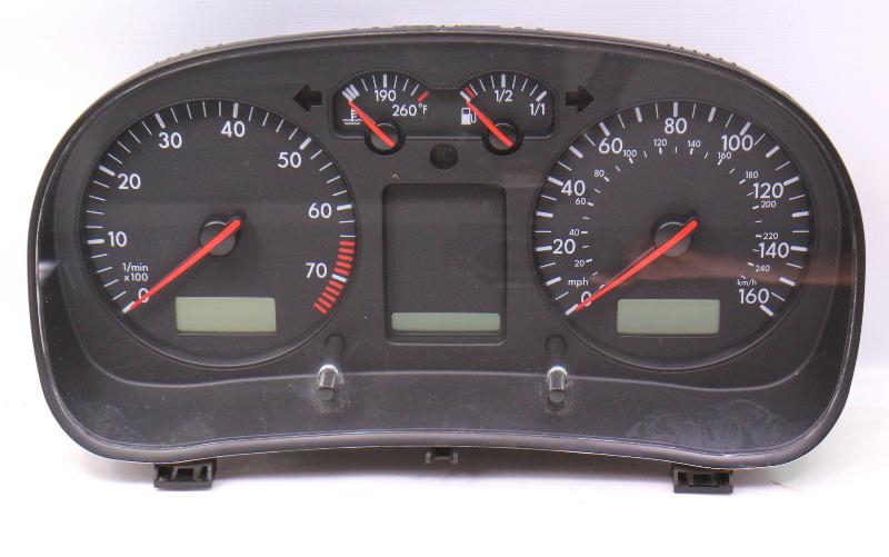 Gauge Cluster Speedometer Speedo 01