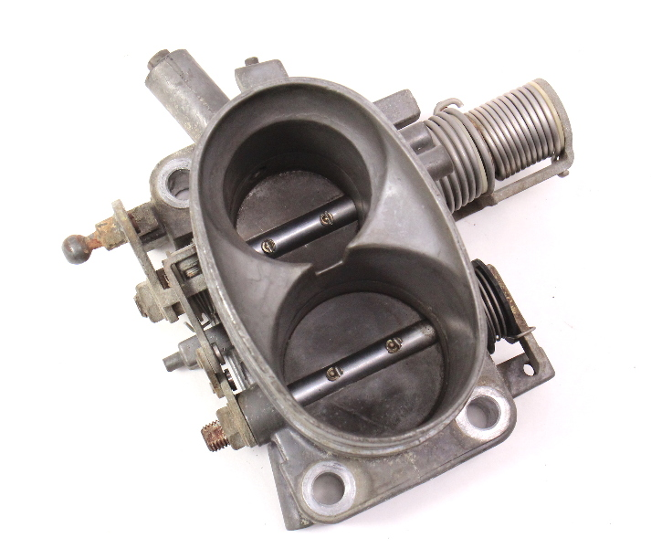 Throttle Body 82-84 VW Jetta Rabbit Scirocco Mk1 1.7 - 786 - Genuine