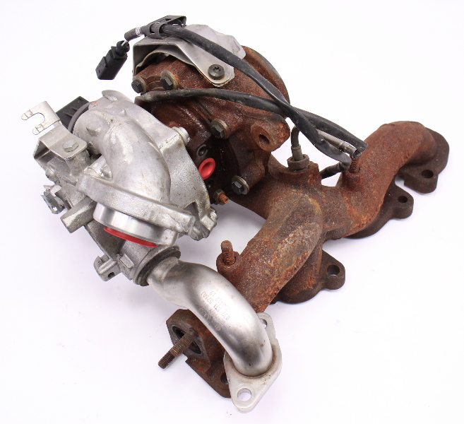 Turbo Charger 10-13 VW Jetta Golf MK6 TDI CJAA  - 03L 253 056 V140