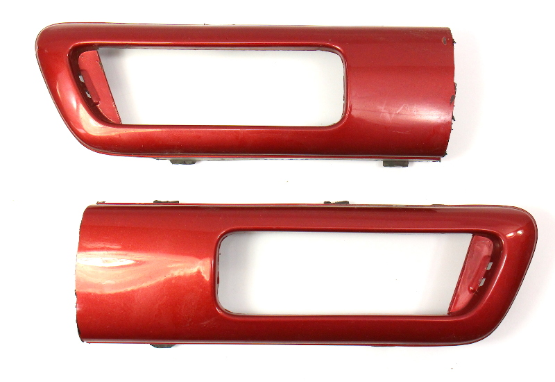 North American Bumper Side Marker Light Trim Molding 99-05 VW Jetta Golf ~ MK4