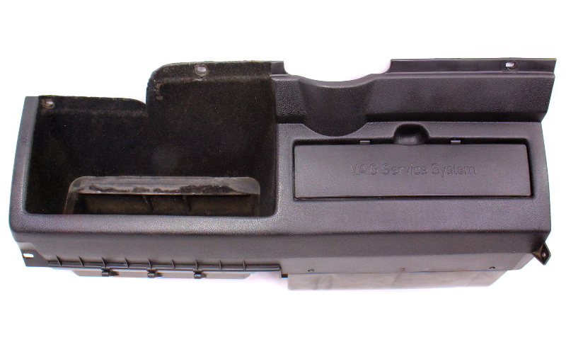 Lower Dash Panel Pocket Fuse Cover 85-92 VW Jetta Golf MK2 Genuine - 191 857 925