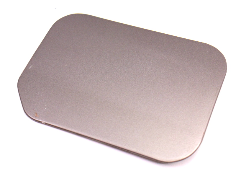 Gas Fuel Door Lid Cover 85-92 VW Jetta Golf GTI MK2 LA8V Quartz Grey 321 809 905