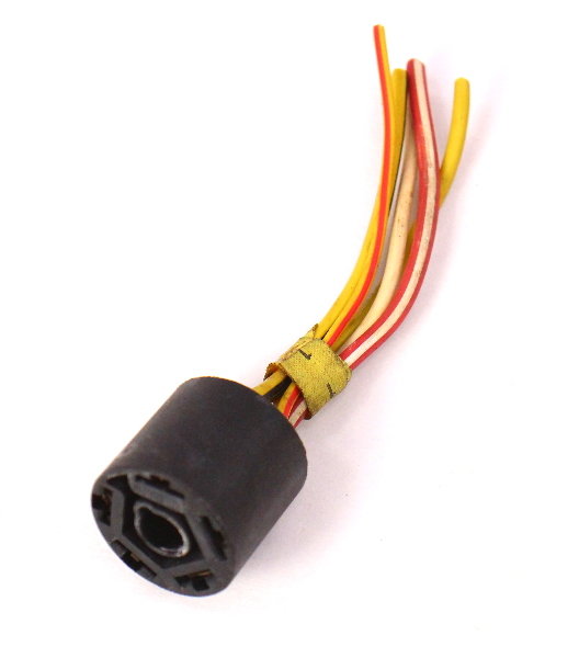 Fan Speed Wiring Pigtail Plug 85-92 VW Golf Jetta MK2 - Genuine - 171 959 999