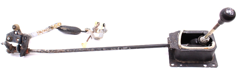 5 Speed Manual Transmission Shifter Linkage Rods 85-92 VW Jetta Golf GTI MK2