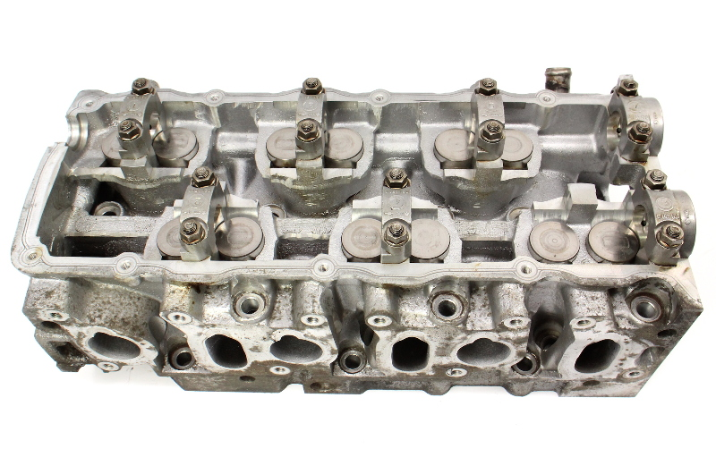 VR6 Cylinder Head 2.8 99-05 VW Jetta GTI MK4 AFP Eurovan AES ~ 021 103 373 E