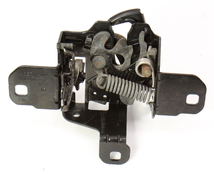 Genuine Volkswagen Hood Latch 99-05 VW Jetta Golf GTI Mk4 . 1J0 823 509 C/D