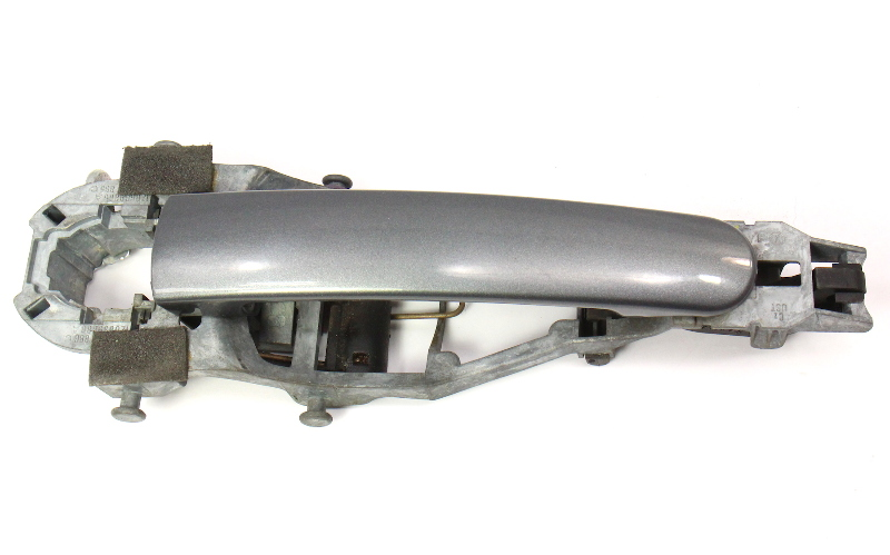 RH Exterior Door Handle 06-09 VW Rabbit Golf GTI MK5 LA7T United Gray ~ Genuine