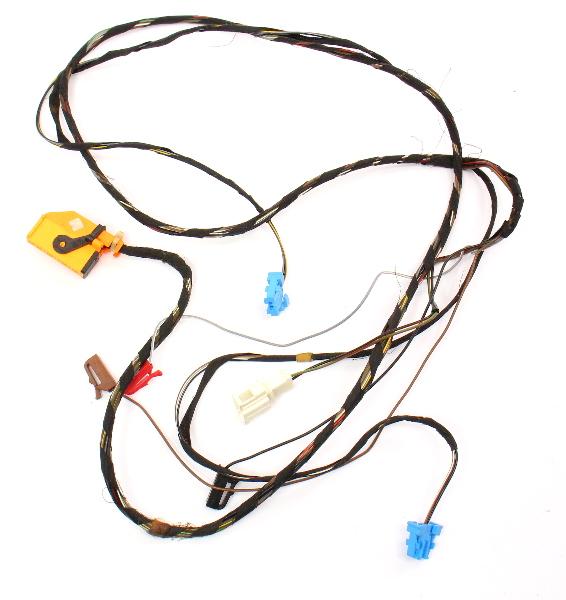 Airbag Module Wiring Plug Harness 1995 95  VW Jetta Golf  MK3 Air Bag Computer