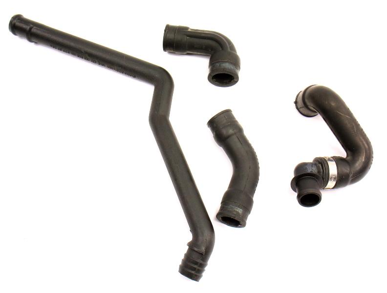 Idle Control Tubes Hoses ICV 93-95 VW Jetta Golf GTI MK3 OBD1 ~ 037 133 383 AH