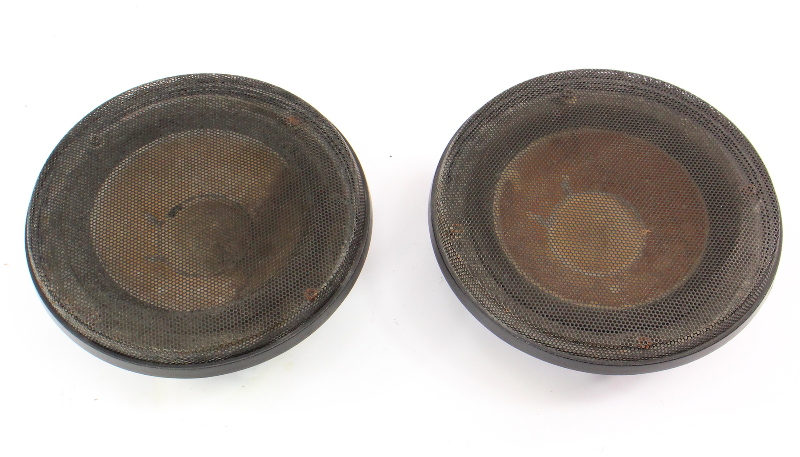 Rear Deck Speakers 93-99 Vw Jetta Mk3 Mkiii