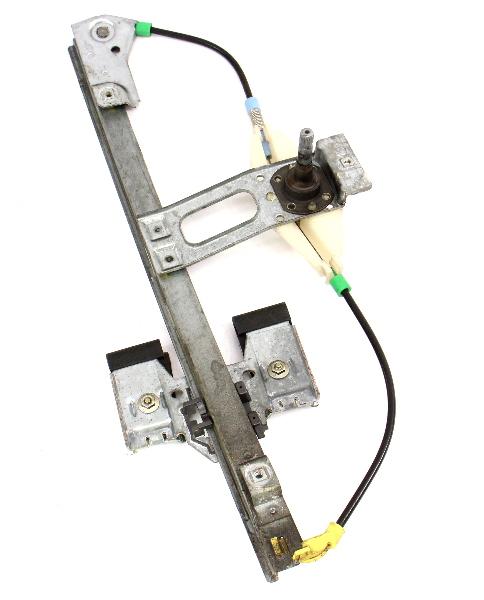 RH Rear Manual Window Track Regulator VW 93-99 Jetta Golf Mk3 - 1H4 839 401 B