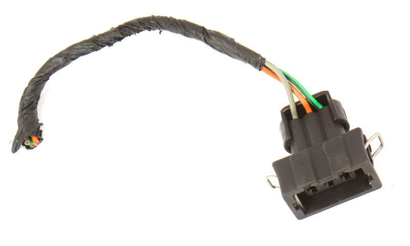 Bumper Light Turn Signal Wiring Harness Plug Pigtail 93