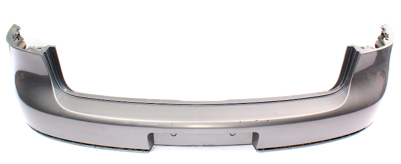 Genuine Rear Upper Bumper Cover 06-09 VW GTI MK5 LA7T Gray ~ 1K6 807 421 A