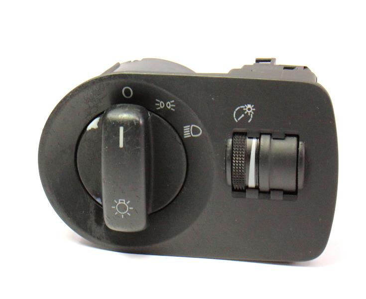 Headlight Head Light Lamp Fog Switch 06-08 Audi A3 - Genuine - 8P1 919 093
