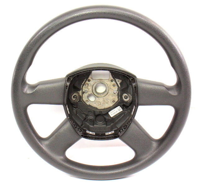 4 Spoke Steering Wheel 06-08 Audi A3 - Genuine - 8P0 419 091 Q
