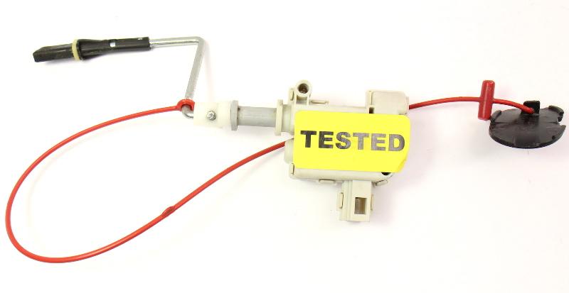 Gas Door Lock Release Actuator 06-12 Audi A3 ~ Genuine ~ 8P4 862 153 B