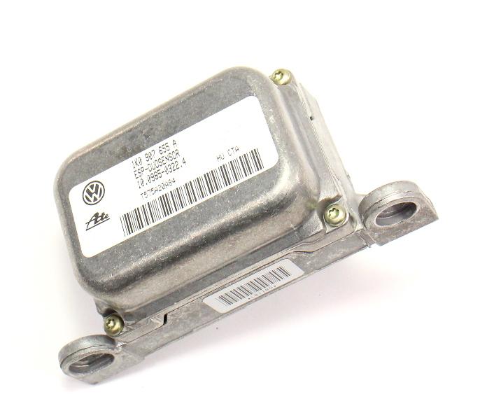 ESP Yaw Duosensor Duo Sensor 06-13 Audi A3 8P - 1K0 907 655 A