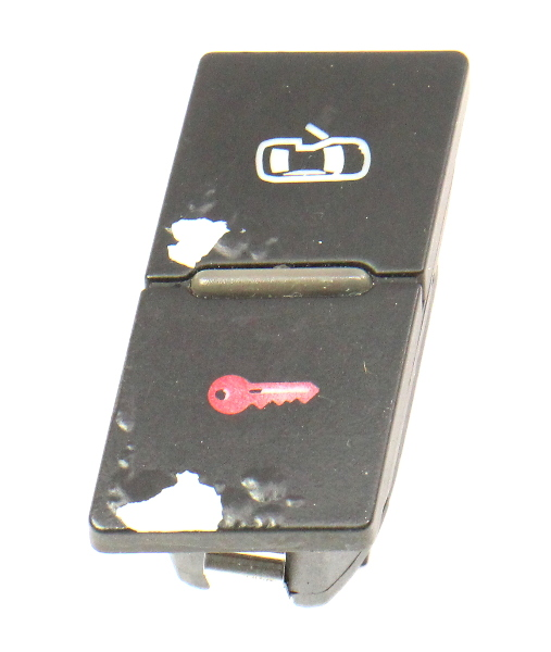 LH Front Door Lock Unlock Button Switch Control 06-13 Audi A3 -  8P1 962 107 A