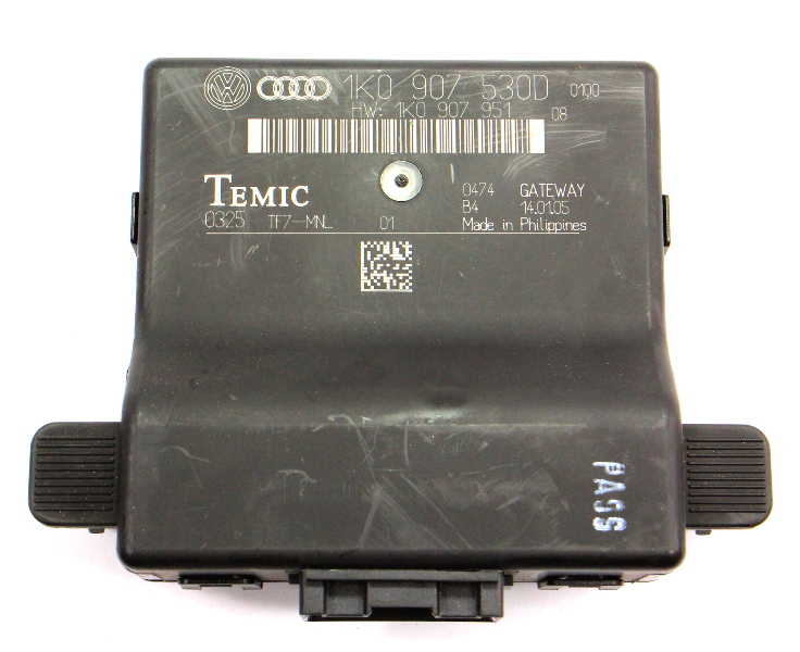 Multiplex Gateway Can Bus Module Audi A3 VW Jetta Golf GTI MK5 - 1K0 907 530 D