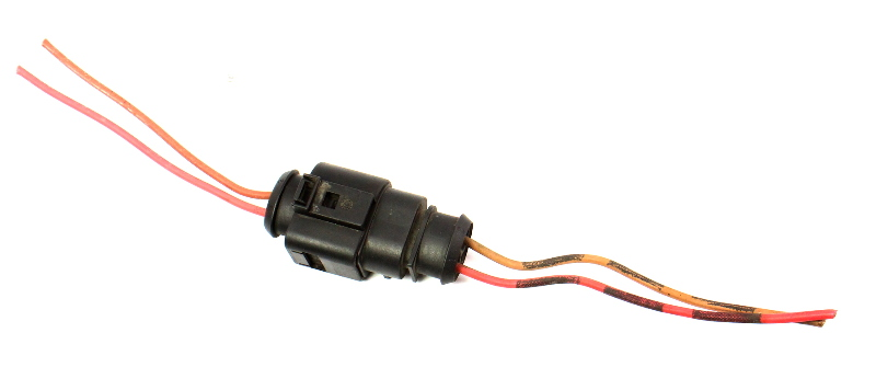 Cooling Fan Wiring Plug Pigtail VW Jetta Rabbit Golf GTI MK5 Audi A3 1J0 973 752
