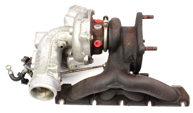Turbo Charger K03 KK3 06-08 VW Jetta GTI MK5 A3 Passat 2.0T BPY - 06F 145 701 B