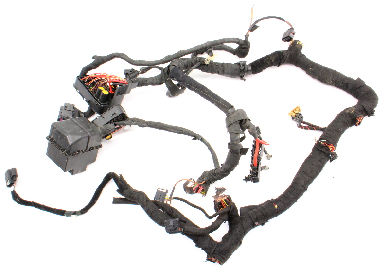 2.0T Engine Bay ECU Swap Wiring Harness 2006 Audi A3 2.0T FSI BPY - Genuine